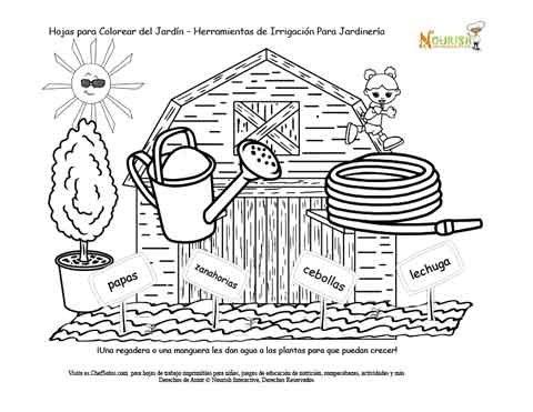 Chef solus historia del jard n p gina 2 herramientas de for Trabajo jardinero