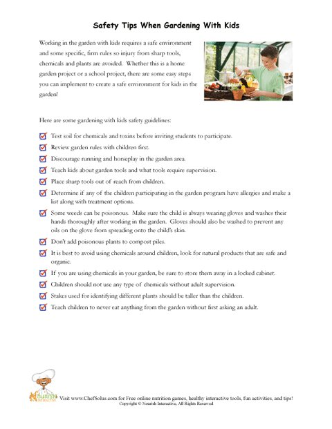 Project home safe guidelines