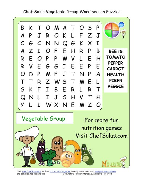 Breakfast Word Search Printable Printable - word search puzzle