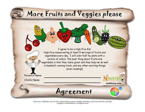 More Fruits And Veggies Please Healthy Food Goals