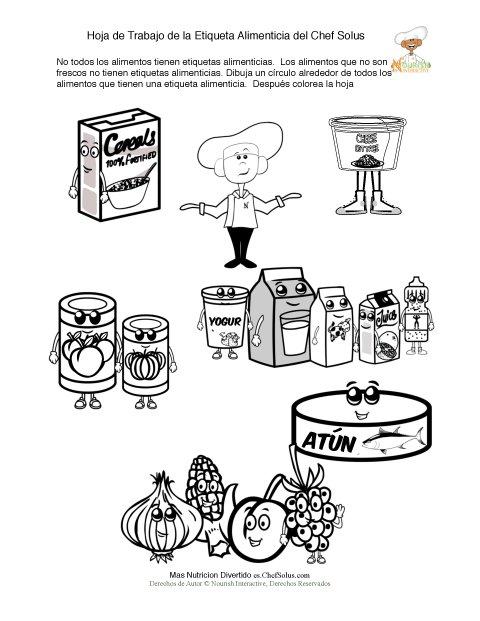 Imprimible - Divertida Hoja de Actividades y de Colorear de las ...
