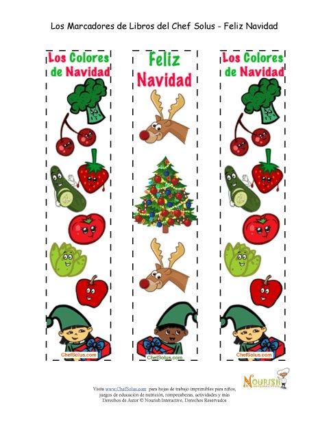 Días Festivos 12 Marcadores Coloridos y Divertidos de Libros de ...