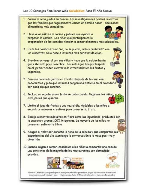 Dia Festivo 1 Los Mejores 10 Consejos Familiares Para Comenzar El