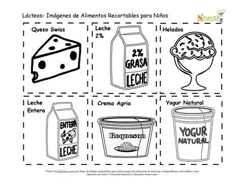 Recortables imprimibles de tarjetas de memoria de for Articulos para chef
