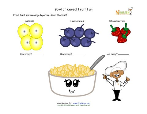 math worksheets using cereal math best free printable worksheets. Black Bedroom Furniture Sets. Home Design Ideas