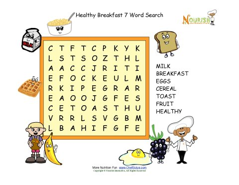 Pizza wordsearch for kids a copy of this printable
