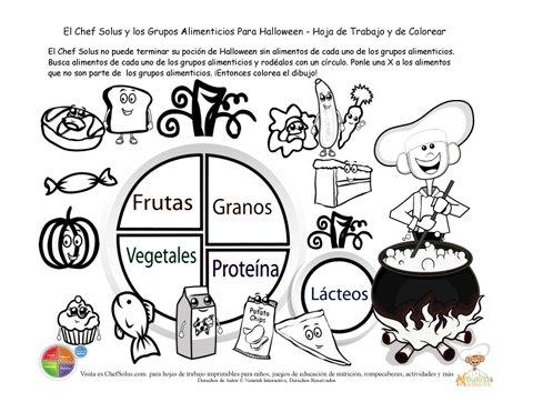 Días Festivos 10 El Chef Solus y Mi Plato - Poción Saludable Para ...