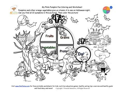 hidden picture activity worksheets for all download and share