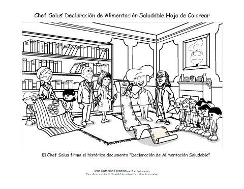 El Chef Solus Firma La Declaración Alimentación Saludable - Página ...