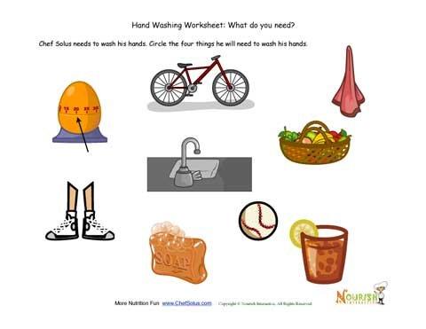 handwashing worksheets - The Best and Most Comprehensive Worksheets