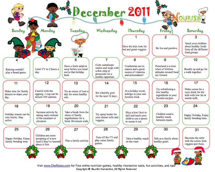 Kids Christmas Calendar Ideas : Calendar quotes for christmas quotesgram