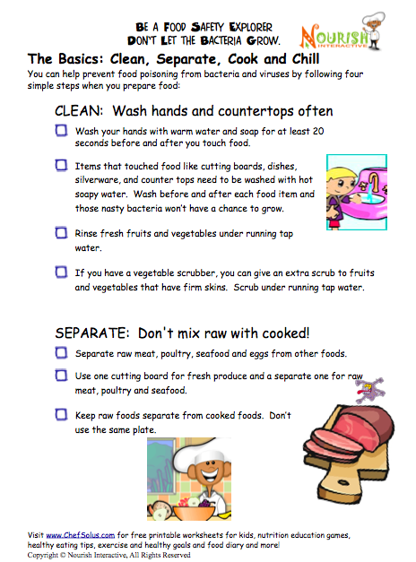talking turkey turkey food safety that is! printable guide for