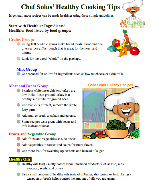 Fun Healthy Holiday Cooking With Kids Tips Recipes And Printouts