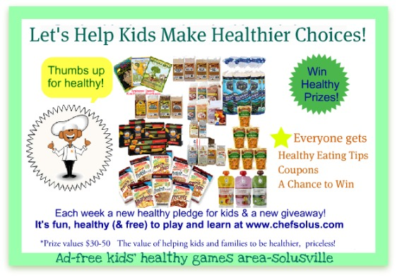 learn about our healthy change goals and giveaways