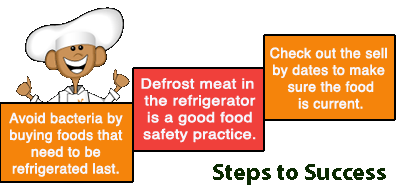 Parents Germ-Free Food Safety Recommendations When Separating And