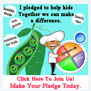 Weekly Healthy Pledge To Help Children