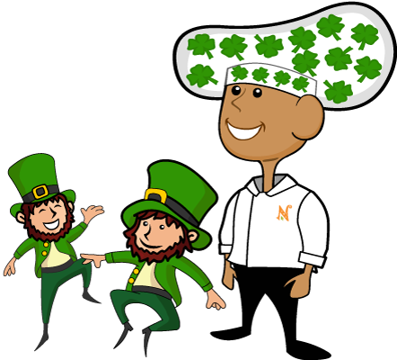 chef solus and leprechauns