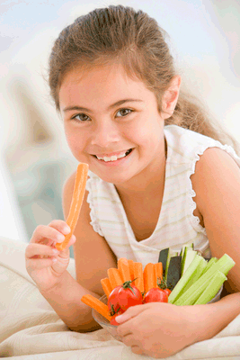 heart healthy foods for children blood pressure