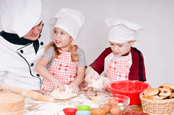 cooking with kids fun