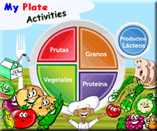 My Plate Activities For Kids