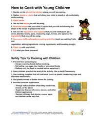 Cooking Programs For Kids Teaching