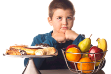 healthy foods choices for overweight child